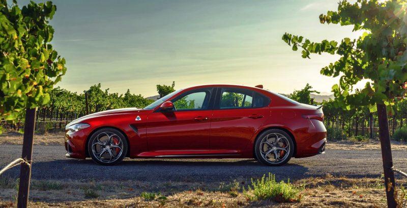 2016 Alfa Romeo GIULIA Quadrifoglio 25