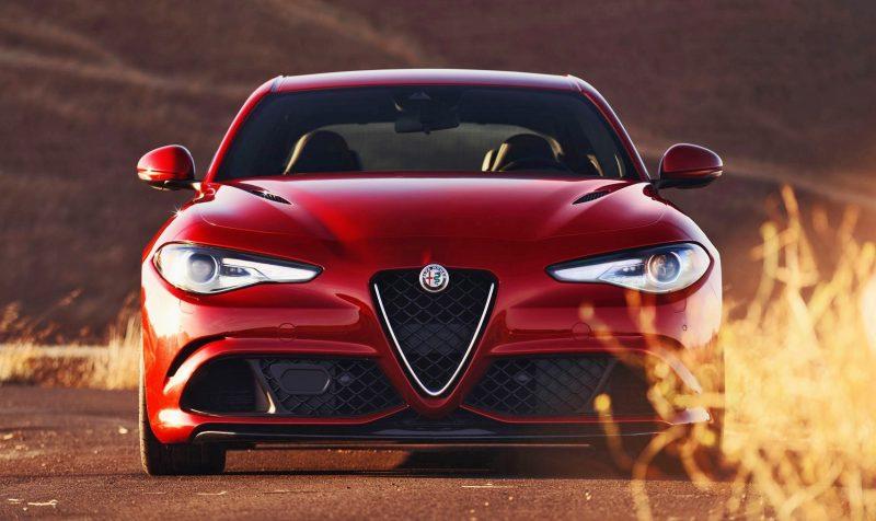 2016 Alfa Romeo GIULIA Quadrifoglio 5