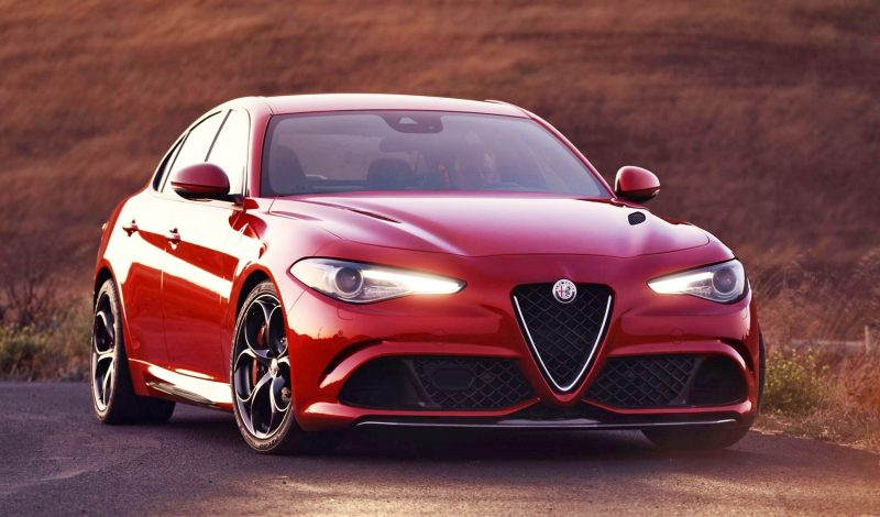 2016 Alfa Romeo GIULIA Quadrifoglio  8