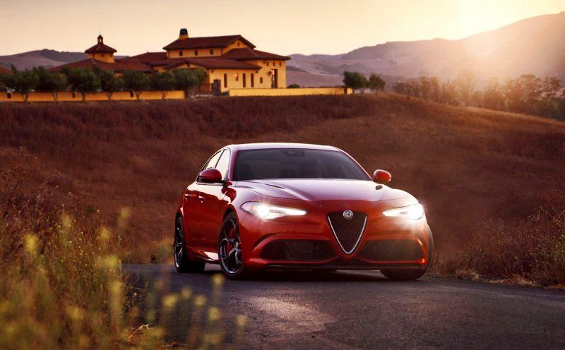 2016 Alfa Romeo GIULIA Quadrifoglio 9