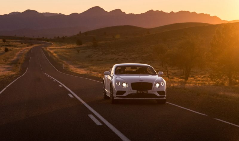 2016 Bentley Continental GT SPEED 11