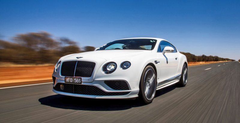 2016 Bentley Continental GT SPEED 14