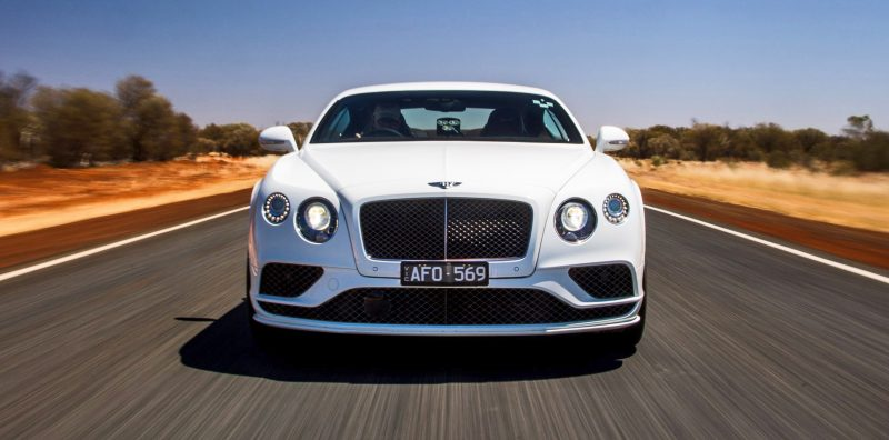 2016 Bentley Continental GT SPEED 15
