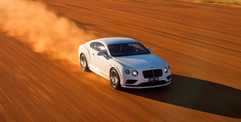 2016 Bentley Continental GT SPEED 3