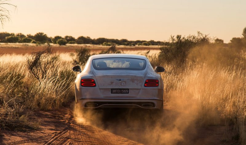 2016 Bentley Continental GT SPEED 4