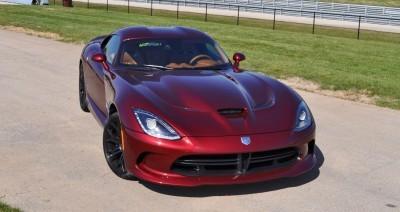 2016 Dodge Viper GT Review 110