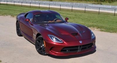 2016 Dodge Viper GT Review 112