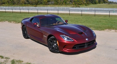 2016 Dodge Viper GT Review 114