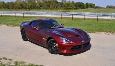 2016 Dodge Viper GT Review 115