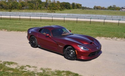 2016 Dodge Viper GT Review 117