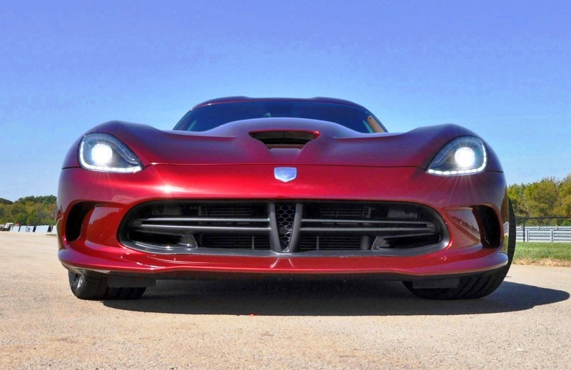 2016 Dodge Viper GT Review 322342