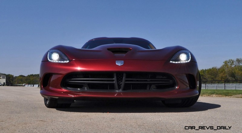 2016 Dodge Viper GT Review 34
