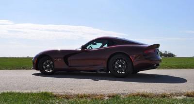 2016 Dodge Viper GT Review 89