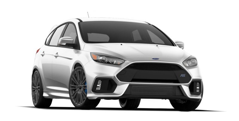 2016 Ford Focus RS Colors 3