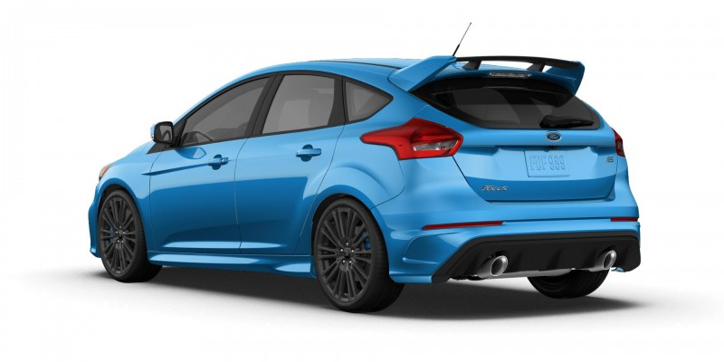 2016 Ford Focus RS Colors 4