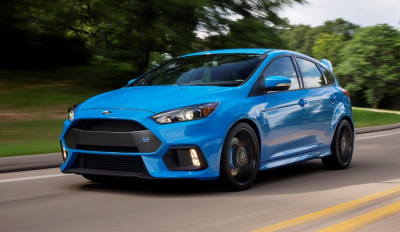 2016 Ford Focus RS Price 20