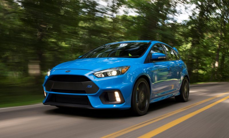 2016 Ford Focus RS Price 21