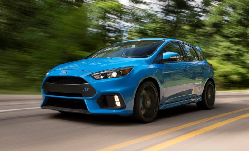 2016 Ford Focus RS Price 22