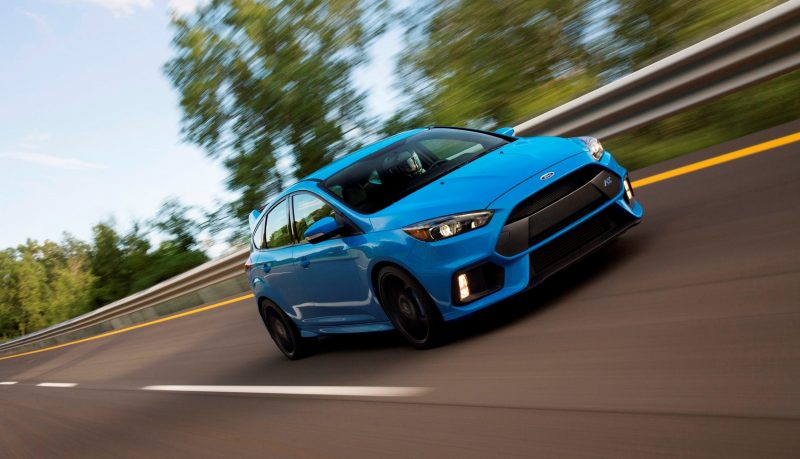 2016 Ford Focus RS Price 23