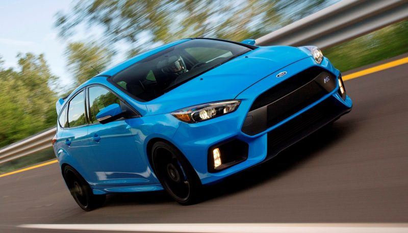 2016 Ford Focus RS Price 24