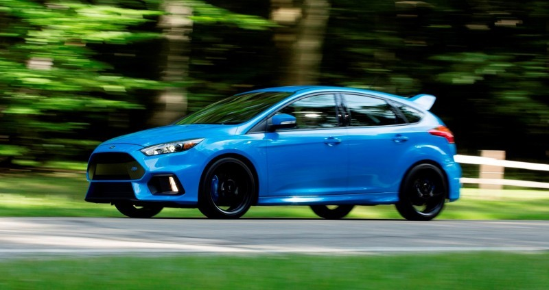 2016 Ford Focus RS Price 25