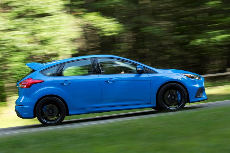 2016 Ford Focus RS Price 26