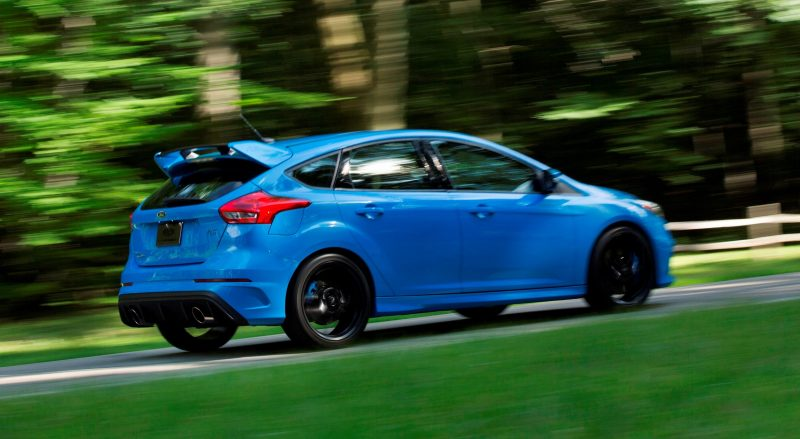 2016 Ford Focus RS Price 29