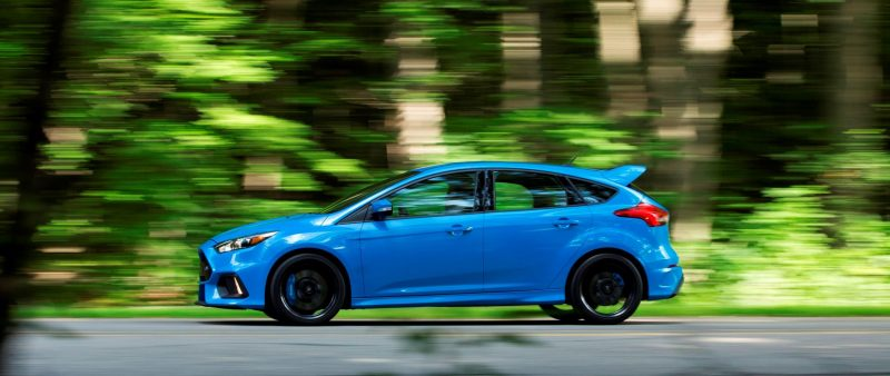 2016 Ford Focus RS Price 30