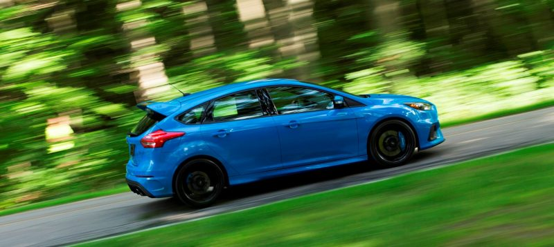 2016 Ford Focus RS Price 31