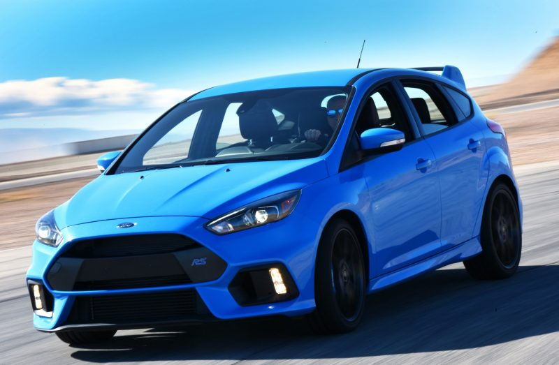 2016 Ford Focus RS Price 34