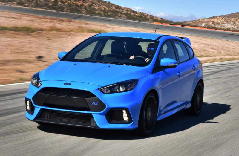 2016 Ford Focus RS Price 36