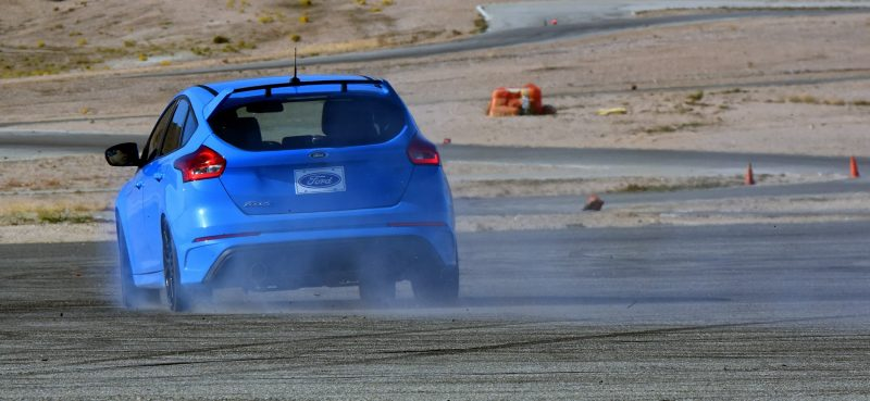 2016 Ford Focus RS Price 37