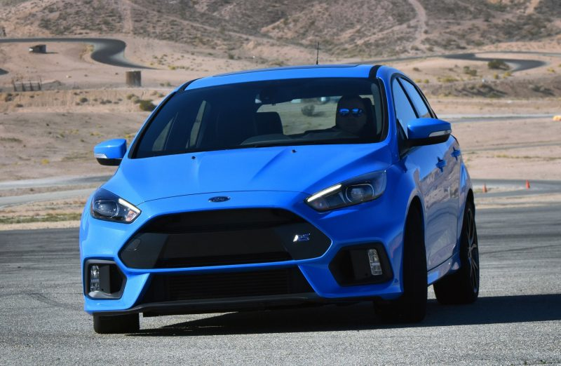 2016 Ford Focus RS Price 38
