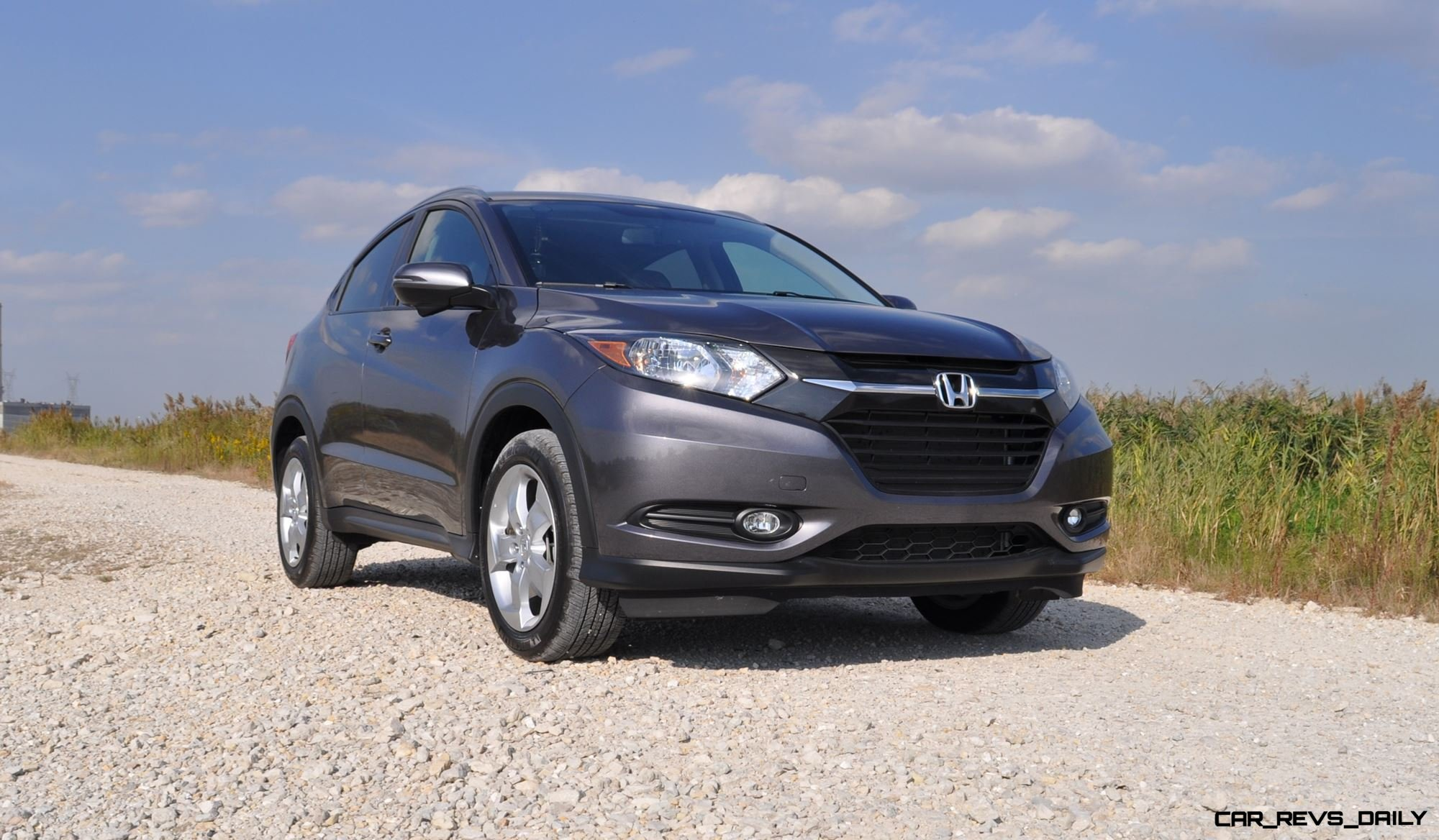 honda hrv manual transmission 2017
