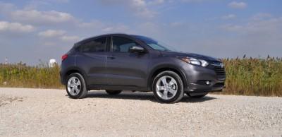 2016 Honda HR-V AWD Review 20
