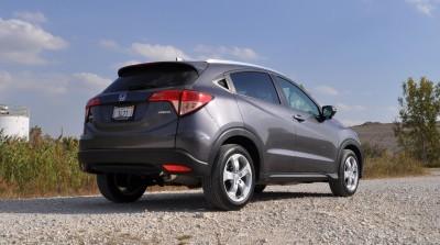 2016 Honda HR-V AWD Review 29