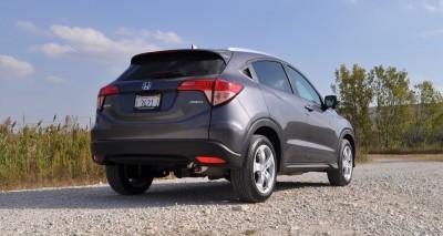 2016 Honda HR-V AWD Review 31