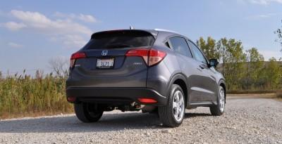 2016 Honda HR-V AWD Review 32