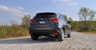 2016 Honda HR-V AWD Review 34