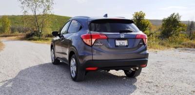 2016 Honda HR-V AWD Review 42