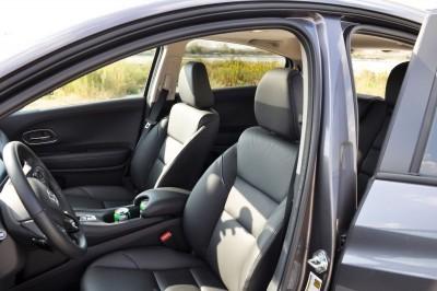 2016 Honda HR-V AWD Review 48