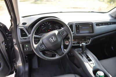 2016 Honda HR-V AWD Review 51