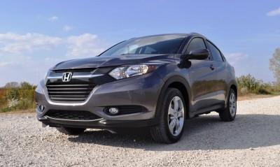 2016 Honda HR-V AWD Review 56