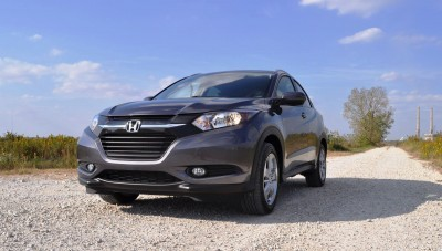 2016 Honda HR-V AWD Review 58