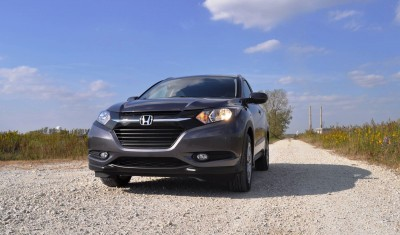2016 Honda HR-V AWD Review 60
