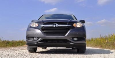 2016 Honda HR-V AWD Review 64