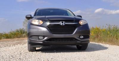 2016 Honda HR-V AWD Review 68