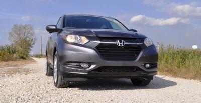 2016 Honda HR-V AWD Review 70