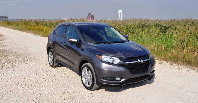 2016 Honda HR-V AWD Review 75