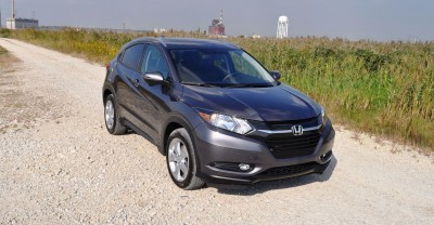 2016 Honda HR-V AWD Review 76